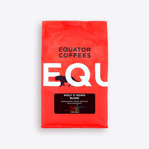 Wolf It Down Blend | Equator Coffees + Chef Tyler Florence