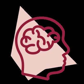 Head and Brain Icon