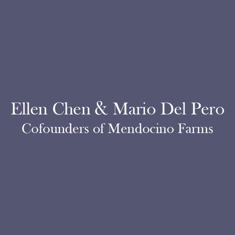 Ellen Chen & Mario Del Pero