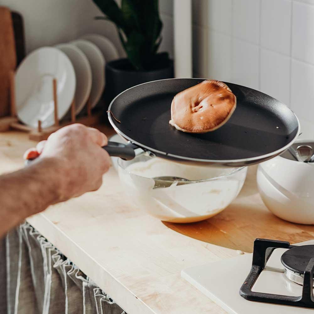 Flip It Challenge - Pancake