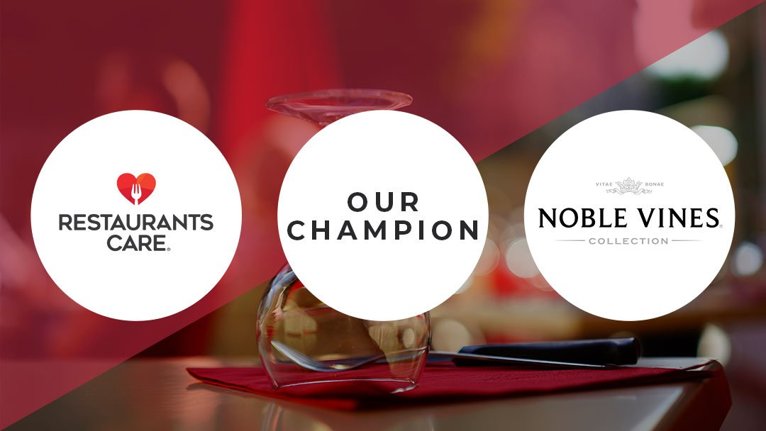 Noble Vines, Our Restaurant Care Champion