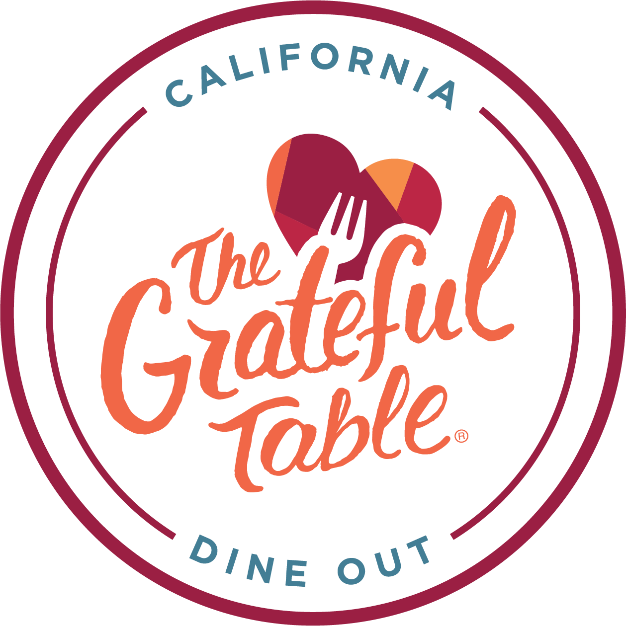 The Grateful Table DineOut